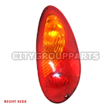 CHRYSLER CRUISER PT MK1 MODELS FROM 2000 TO 2005 REAR DRIVER SIDE LIGHT LAMP